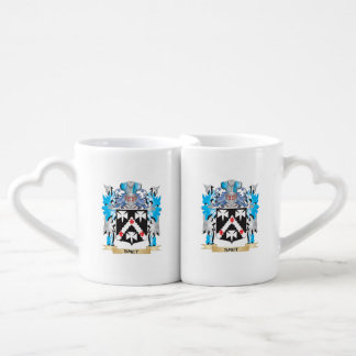 Smut Coat of Arms - Family Crest Lovers Mugs