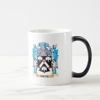 Smuts Coat of Arms - Family Crest Morphing Mug