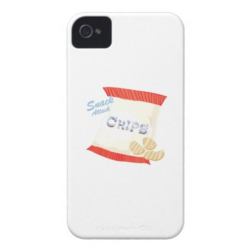 Snack Attack iPhone 4 Cover