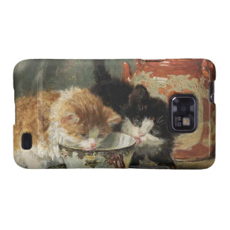 Snack of 3 o'clock samsung galaxy s2 cover