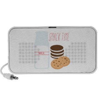 Snack Time Notebook Speakers