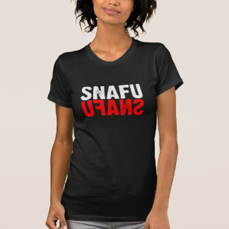 SNAFU (Dark) T-Shirt