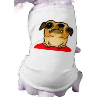 Snaggle Tooth Pug Shirt