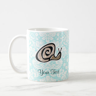 Snail; Cute Mug