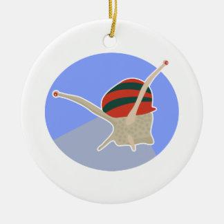 Snail Ornaments