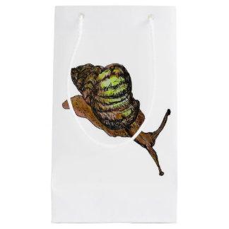 snail gift bag