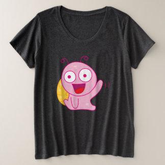 Snail Love! Plus Size T-Shirt