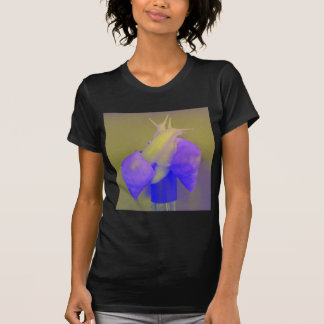 Snail love Purple T-Shirt