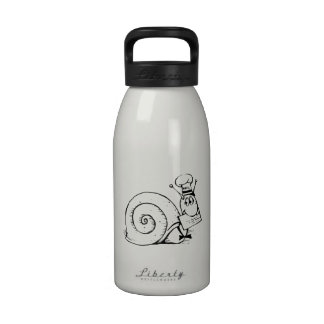 Snail Mail Cartoon Drinking Bottles