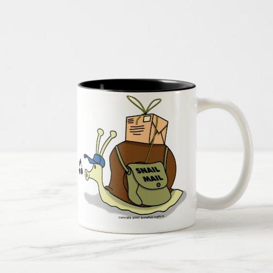 Snail Mail Coffee Mug