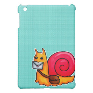 Snail mail cover for the iPad mini