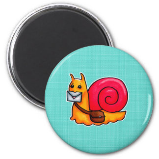 Snail mail magnet