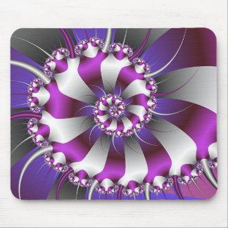 Snail Shell Fractal Mousepad
