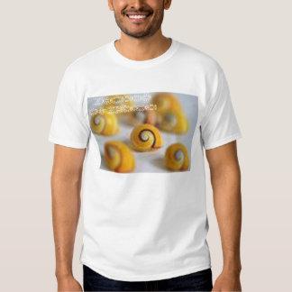 snail shells shirt