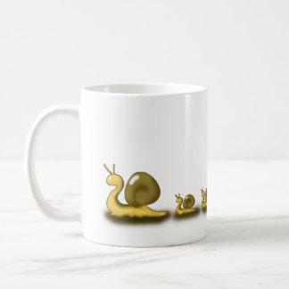 Snail Slow Life Coffee Mug