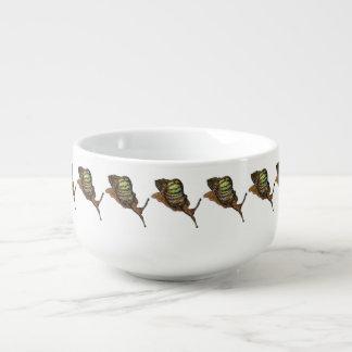 snail soup mug