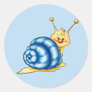 Snail Stickers