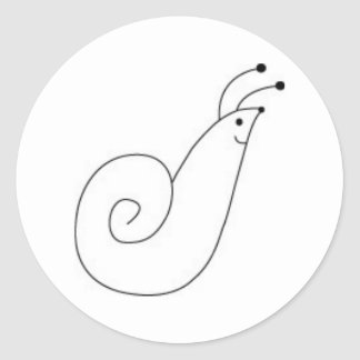 Snail Stickers