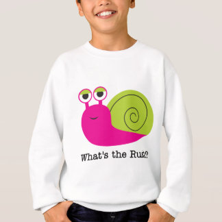 Snail What's the Rush Tshirts and Gifts