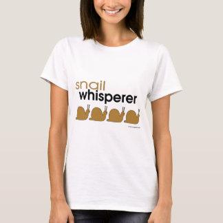 Snail Whisperer T-Shirt