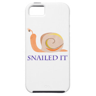 Snailed It Case For The iPhone 5