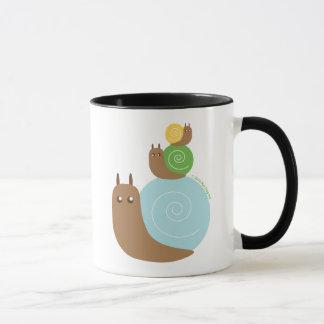 Snails Mug