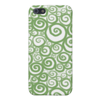 Snails Olive Cases For iPhone 5