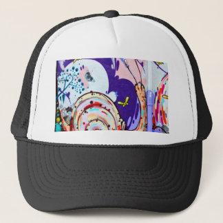 Snails pace trucker hat