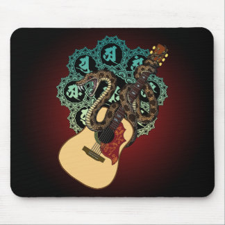 Snake aco 01 mouse pad