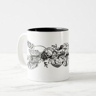 Snake and Arrow | Mug