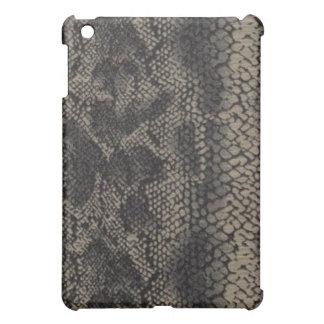 Snake Black  iPad Mini Covers