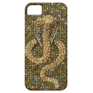 snake bling iPhone 5 cases