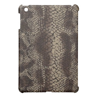 Snake Brown Cover For The iPad Mini