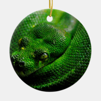 Snake Country Christmas Ornament