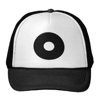 Snake eye cap