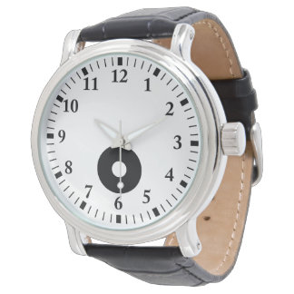 Snake eye wristwatches