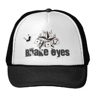 Snake Eyes Trucker Cap