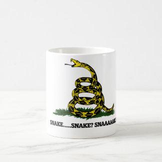 Snake Funny gamer parody Mugs