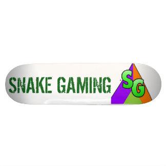 Snake Gaming Deck Skateboard