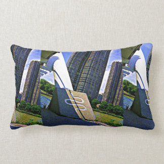 SNAKE Humber River Toronto TEMPLATE Resellers GIFT Pillow