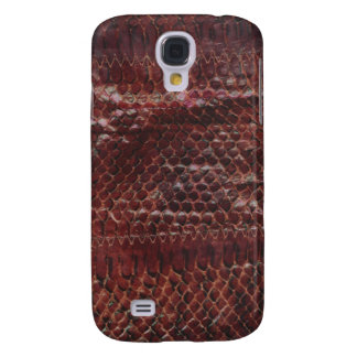 Snake Leather Print Hard Shell Case iPhone 3G/3GS Samsung Galaxy S4 Cover
