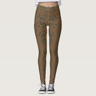 snake leggins leggings