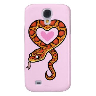 Snake Love Galaxy S4 Case