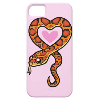 Snake Love iPhone 5 Cases