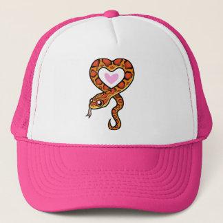 Snake Love Trucker Hat