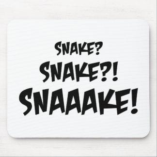 Snake? Mouse Mat