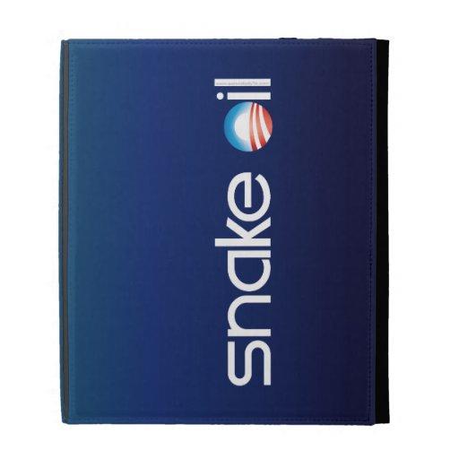 Snake Oil iPad Cases