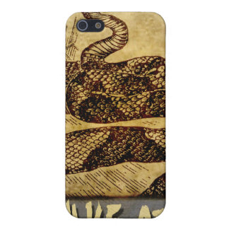 Snake Oil Case For The iPhone 5