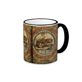 Snake Oil Coffee Mugs