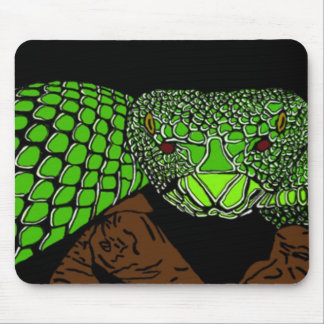 Snake Pad Mouse Pad